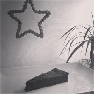 Weganska tarta czekoladowa bez glutenu ♦ Gf vegan chocolate tart